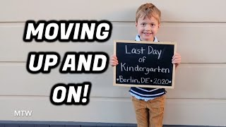 Celebrating His Last Day EVER! - July 17, 2020 - MeetTheWengers Daily Vlog