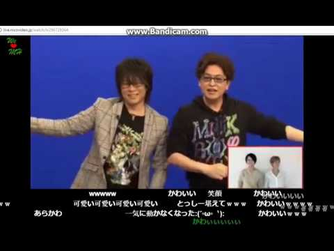 Midorikawa and Morikawa live, Beauty and the Beast dance part