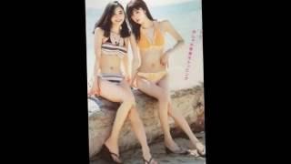 可愛すぎる鈴木優華 Suzuki Yuuka さんの水着画像動画まとめ♥ Suzuki Yu...