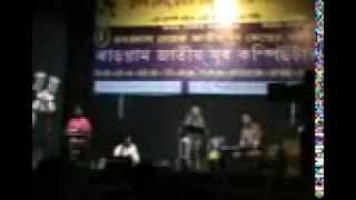 E Tumi Kemon Tumi - Programme at Jhargram Shraboni Mela ( 10th august 2014 )