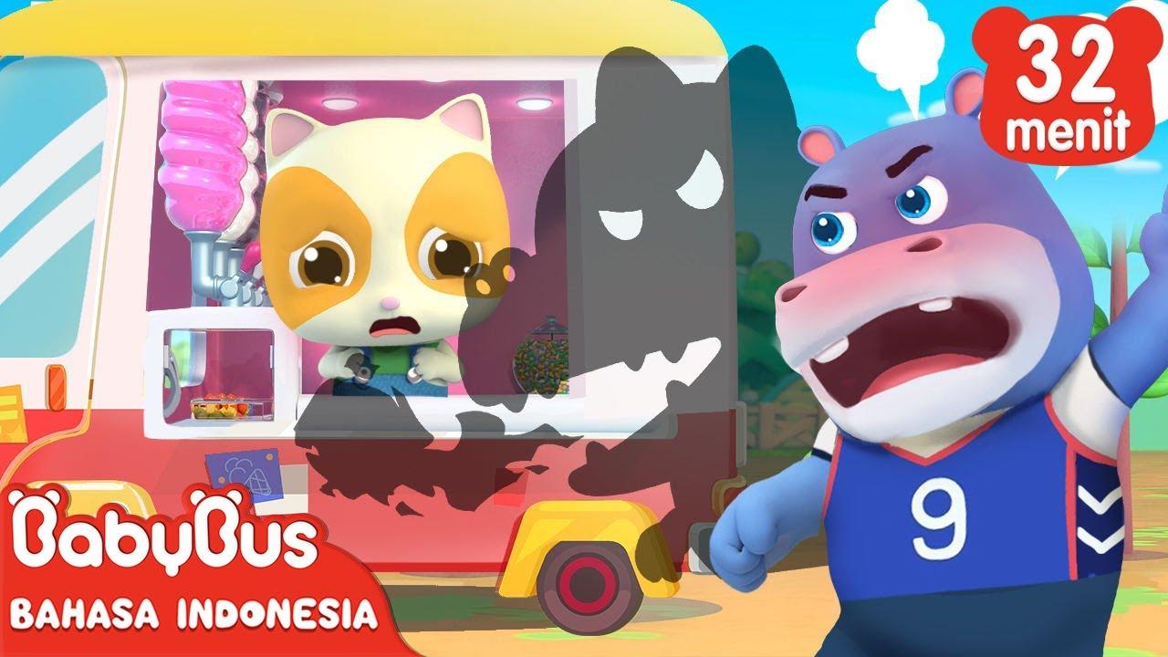 Aku Tidak Bisa Selalu Marah Pada Orang Lain | Lagu Anak Indonesia | BabyBus Bahasa Indonesia