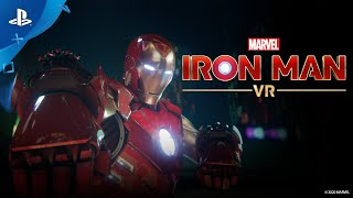 Marvel's Iron Man VR – Suit Up for Greatness | PS VR