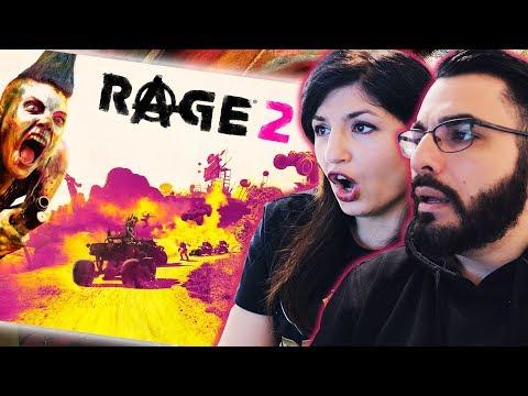 BRUTALE! RAGE 2 - Proviamolo insieme prima dell'acquisto (Rage 2 Gameplay ITA)