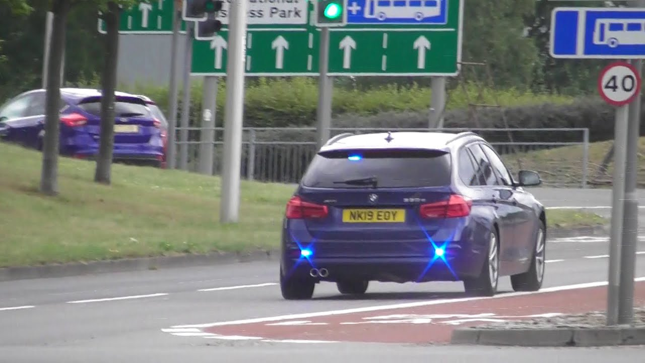 Thames Valley Police Unmarked Roads Policing Unit Responding!