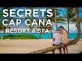 Secrets Cap Cana Resort & Spa Travel Video Tour