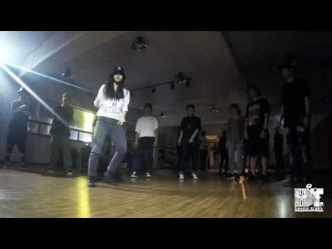 House Train vol.12  DJ Chiman & Seongsoo (HOUSE DANCE PRACTICE JAM SESSION)