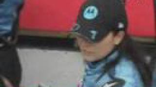 Danica Patrick wins at Twin Ring Motegi