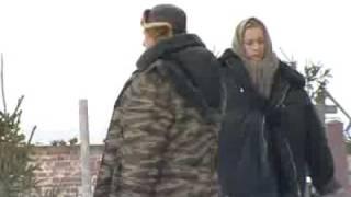 "Съемки фильма ""МУР"", февраль 2010 года"