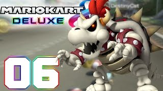 MARIO KART 8 DELUXE PART 6 - KNOCHEN BOWSER IN ACTION | Let´s Play Mario Kart 8 Deluxe Deutsch