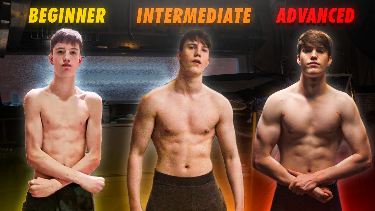 3 Different Workout Programs for Skinny Guys to Gain Muscle FAST