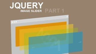 Jquery Image Slider Tutorial - Part 1