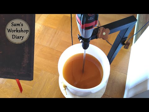 Honey Mixing Machine