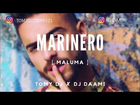 TOMY DJ ✘ MARINERO FT. DJ DAAMI [ MALUMA ]