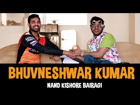 Bhuvneshwar Kumar   Nand Kishore Bairagi   RJ Kisna   Sunrisers Hyderabad   IPL 2019