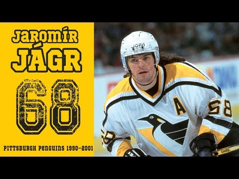 🏒 Jaromír Jágr - Pittsburgh Penguins 1990–2001 (celý dokument) Urania s.r.o.