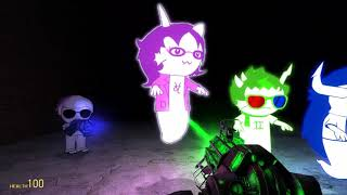 Repeat youtube video Gmod Mod Review - The Homestuck Mod