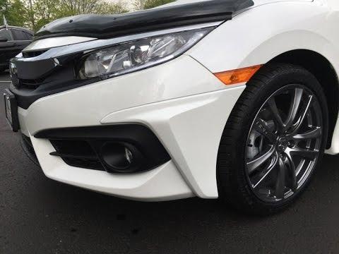 Episode 284 2016 Honda Civic Front Underbody Spoiler Installation