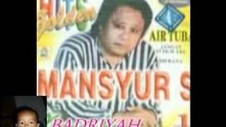 MANSYUR,S(BADRIYAH)LAGU DANGDUT jadoel THN 90AN