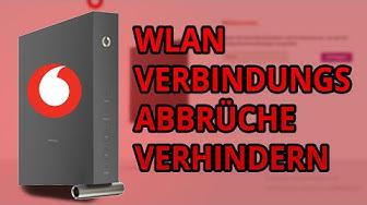 Vodafone Station ARRIS Router - WLAN Verbindungsabbrüche verhindern - 2,4GHz & 5GHz deaktivieren