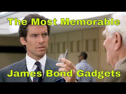 The Most Memorable James Bond Gadgets