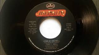 Down At The Mall , Tom T.  Hall , 1986 YouTube Videos