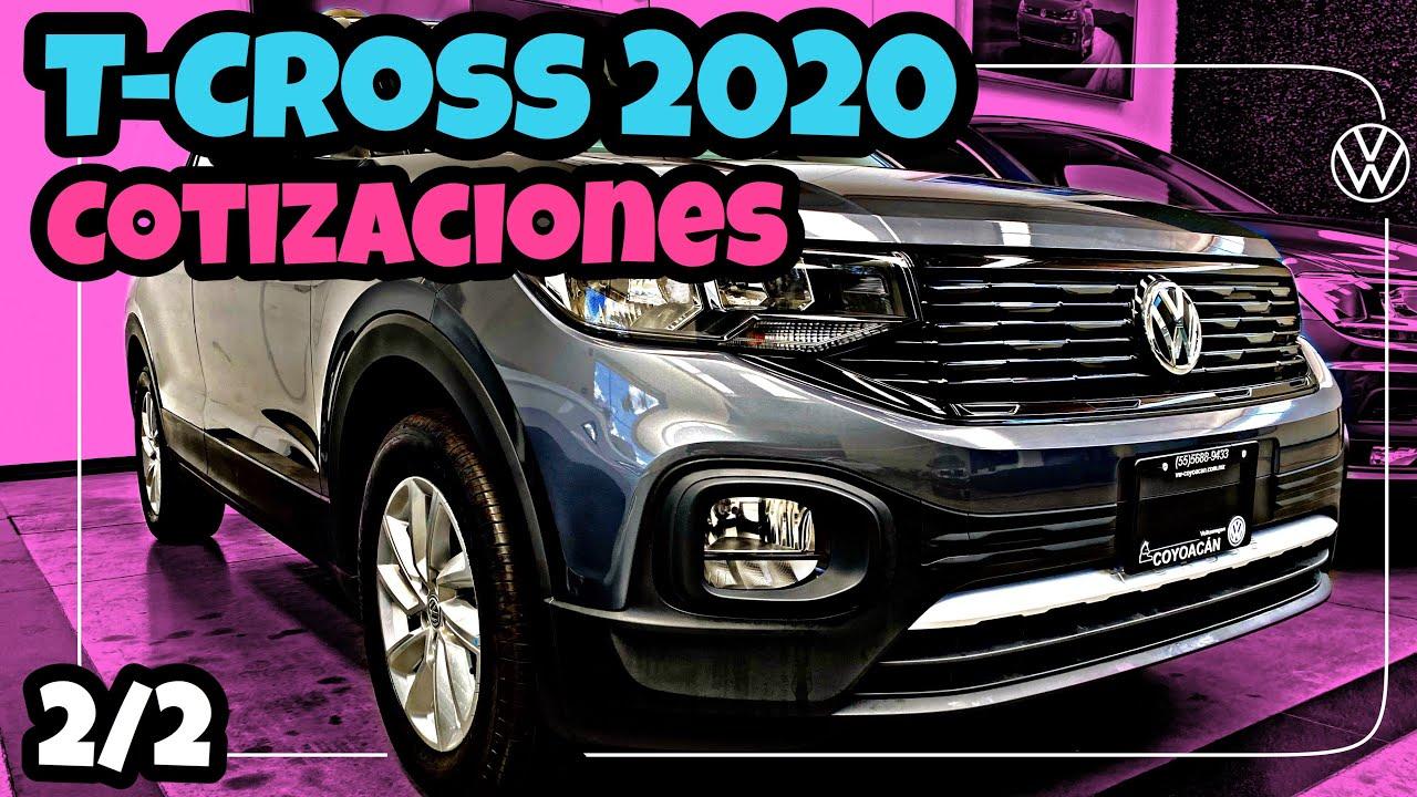 T-Cross Trendline 2020 - COTIZACIONES - Todo lo que debes de saber- 2/2 [KioKio]