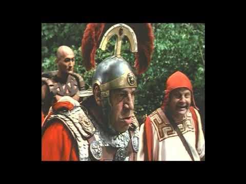 Download Clip: Película Astérix y Obélix contra César Español latino Astérix y Obélix levantan la roca 1999