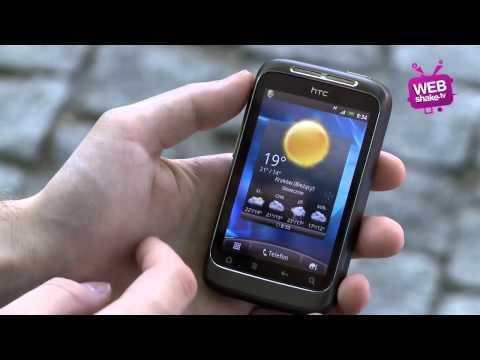 HTC Wildfire S - recenzja, Mobzilla odc. 38