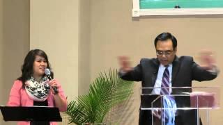 Nov-08-15 - Truyền Giáo Trong Quyền Năng: Mặc lấy Quyền phép để công bố Tin lành Chúa cách dạn dĩ