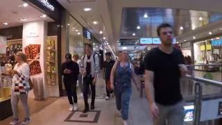 Bombendrohung in der City Galerie Siegen