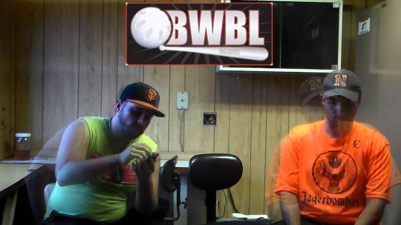Backyard Wiffle Ball League 2015 All Star Draft - YouTube