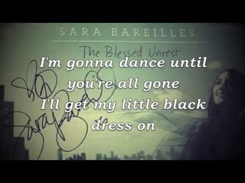 Sara Bareilles - Little Black Dress Lyrics (HD)