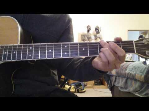 Jason Aldean - Whiskey'd Up Guitar Lesson