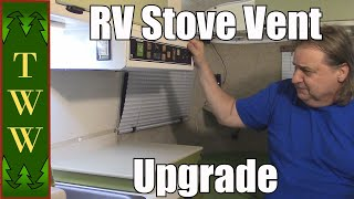 Supercharge Your RV Stove Vent
