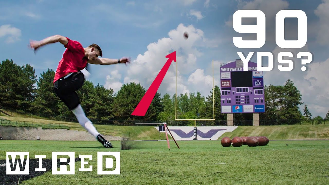 Why It's Almost Impossible to Kick a 90 Yard Field Goal