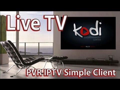Liste IPTV pour Kodi 2017