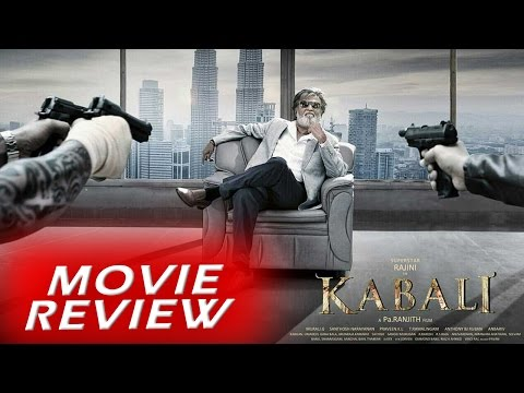 Rajinikanth's 'Kabali' - Full Movie Review...