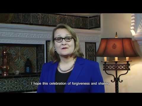 Ambassador Joan Polaschik  Eid Message 10.03.2014