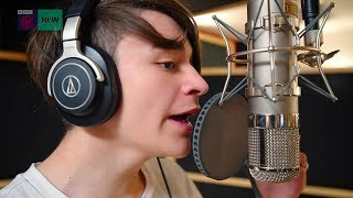 Bars and Melody recording Rise by Jonas Blue ft Jack & Jack with Lauren Mia (Got What It Takes?)