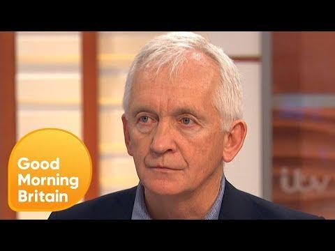 David Walsh: I Believe Bradley Wiggins is a Cheat   Good Morning Britain