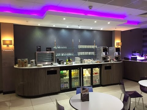 Lounge Reviewer: Aspire Lounge At Liverpool John Lennon Airport