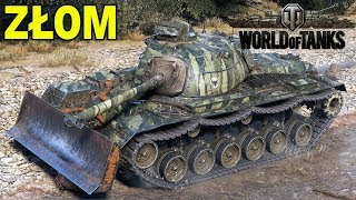 ZŁOM W WORLD OF TANKS