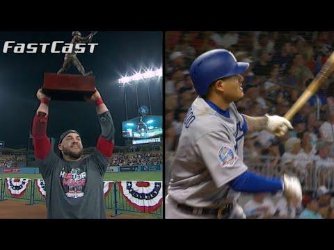 MLB.com FastCast: Sox re-sign WS MVP Pearce - 11/16/18