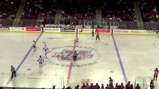 Terrier Hockey: BU Goals - at Massachusetts (10/10/14)