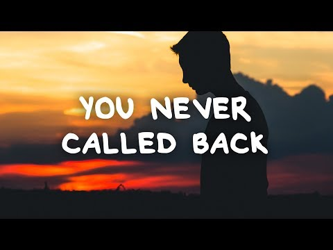 Tommy Boi - You Never Called Back (Lyrics)