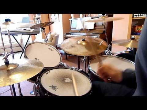 TJJB -- Craig David - Signed Sealed Delivered (I'm Yours) - Drum Cover