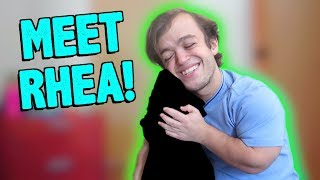I GOT A NEW PUPPY!! *adorable*
