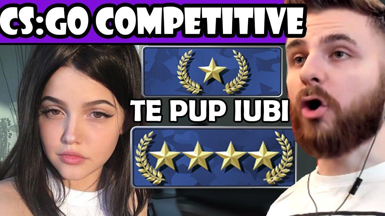 JUCAM CS:GO COMPETITIVE CU IUBITA LUI IRAPHAHELL!