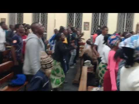 Archdiocese of harare catholic charismatic renewal youth conference 2017