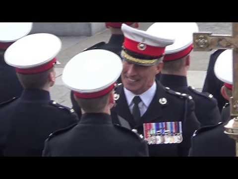 National Trafalgar Day Parade 2017